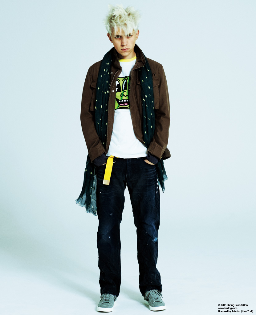 Adam Maddock0068_uniform experriment 2011-2012 AW Collection