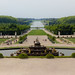 Complete View Of Versailles
