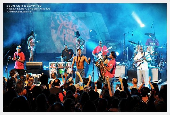Seun Anikulapo Kuti & Egypt 80'
