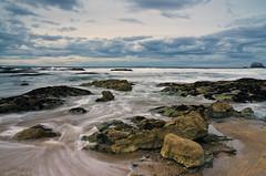 Big Seas at North Berwick - Explored