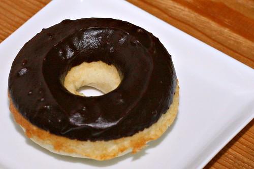 Chocolate Iced Doughnuts