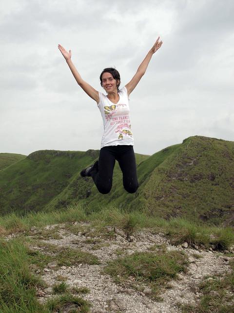 on top of India Dormida