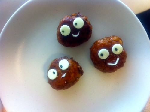 smile meatballs
