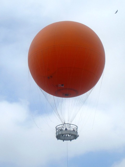 Great Orange Balloon