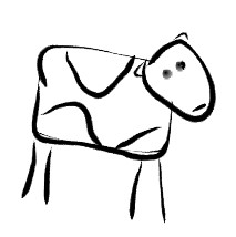 Icy Cow Logo