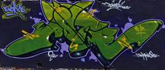 08092011i (Anarchivist Digital Photography) Tags: graffiti df murals denver east att alleys aste feds