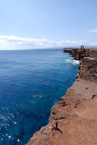 Diving Cliffs