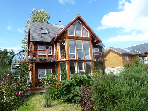Eco House at Findhorn