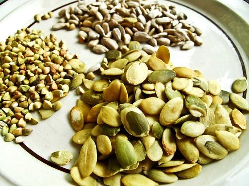 IMG_2015 Pumpkin seeds , sunflower seeds