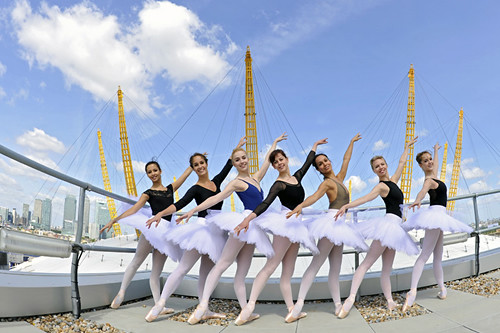 Artists of The Royal Ballet at The O2 © ROH 2011