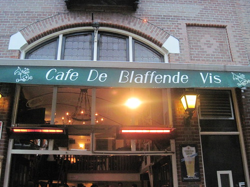 Cafe de Blaffende Vis (Barking Fish)
