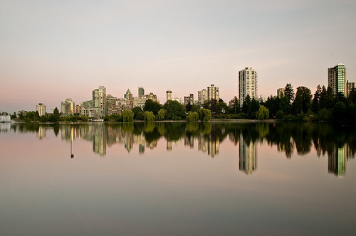 Lost Lagoon  by petetaylor
