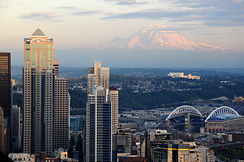 Rainier and Downtown 2