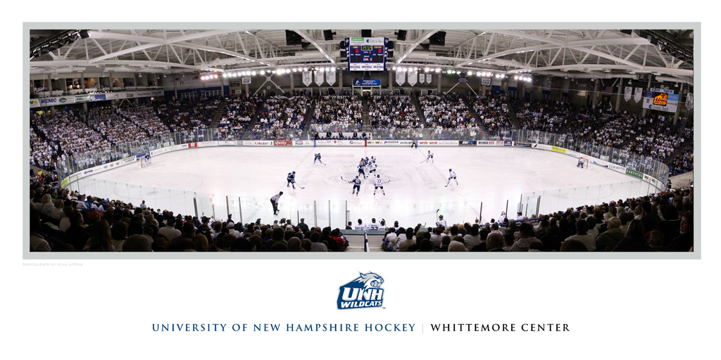UNH – Maine Hockey Panoramic