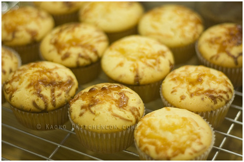 Milk & Cheese Cupcakes