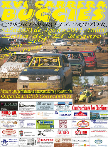 XVI Edición Carrera Buggies Carbonero el Mayor