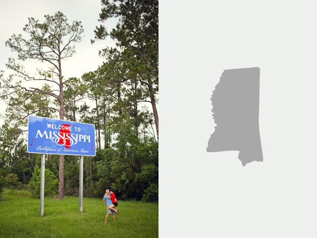 Biloxi Mississippi Road Trip - 50 States Photography Project // localadventurer.com
