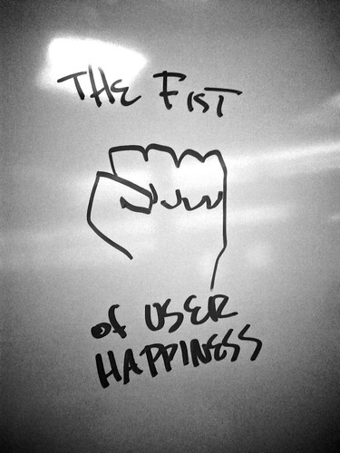 Day 230 - User Happiness