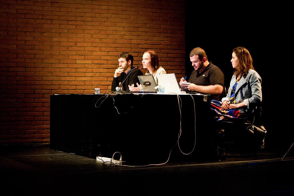FILE PAI 2011 | Centro Cultural São Paulo - Symposium