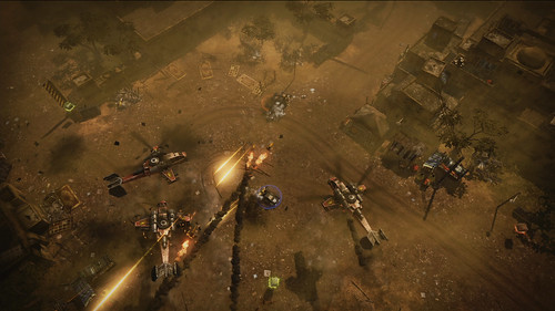 Renegade Ops - Gamescom Screens