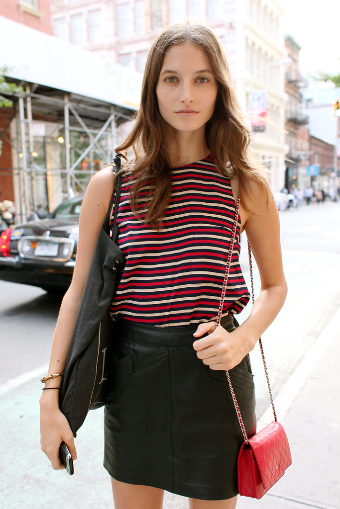 street style fashion blog new york