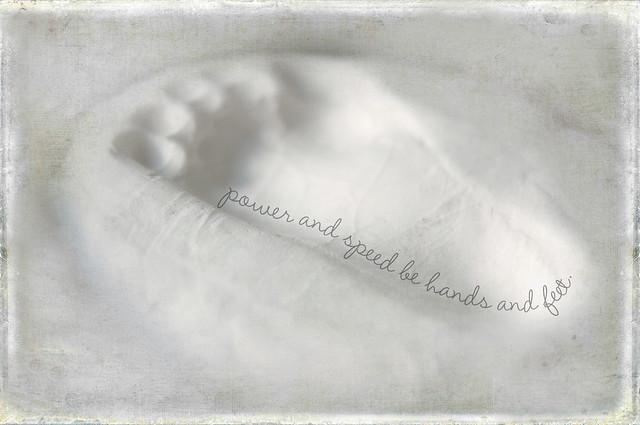 isaacs foot