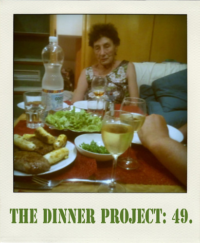 the dinner project: kw 33