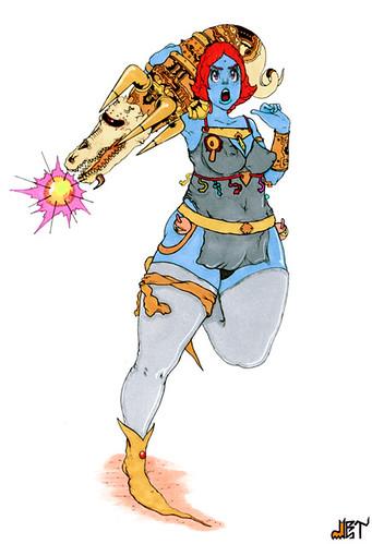 Cannon Ranger by det.roc.boi