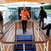Sailing the Moscova