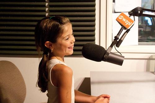 Elena at WZPL