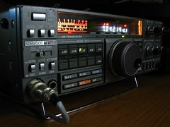 Like a Timex, it keeps on ticking...22 years old!         (Kenwood TS-440SAT) (Daryll90ca) Tags: kenwood hamradio ts440