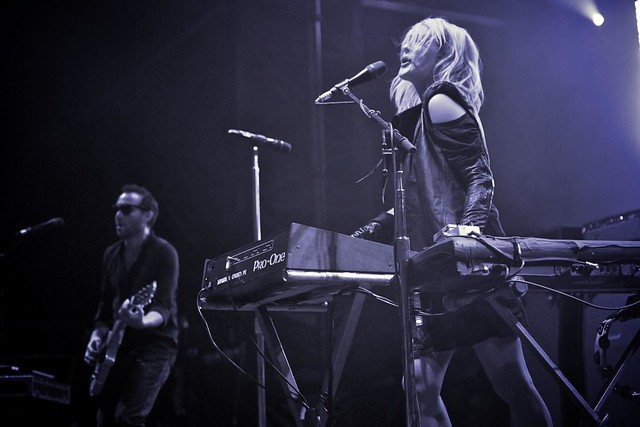 Live at Squamish 2011: Metric