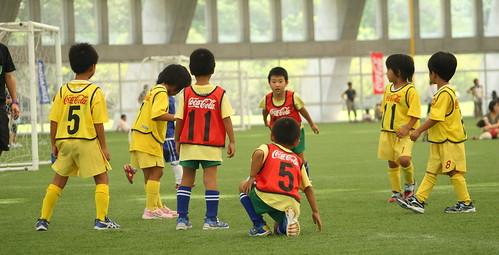コカ・コーラカップ MRT宮崎県キッズサッカー大会2011