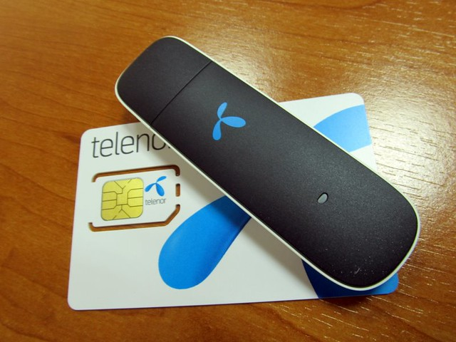 6072554114 3718a3da16 z Mobilni Telenor Internet sa brzinom do 21,6 Mb/s