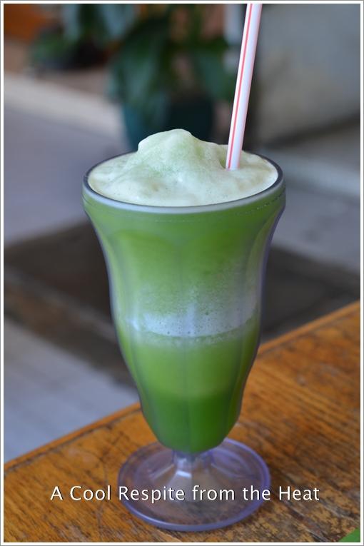 Cucumber Shake