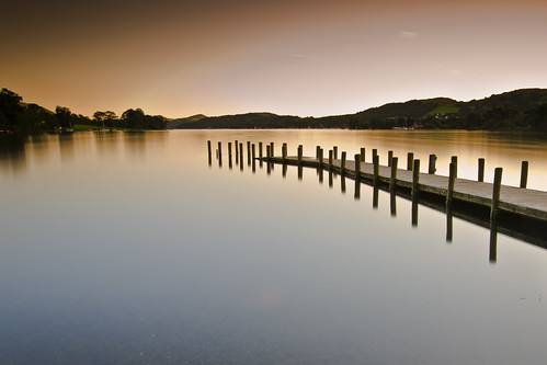 Coniston Sunset
