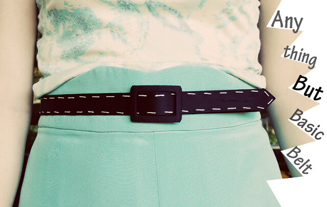 Anything-But-Basic Belt