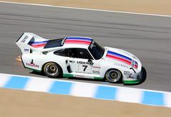 1979 Porsche 935 (autoidiodyssey) Tags: car race fire flame porsche gt 1979 935 imsa gtx montereyhistorics aagt 2011rolexmontereymotorsportsreunion