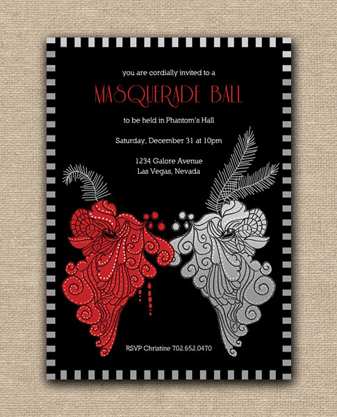 Masquerade Ball Party Invitation_Layout_V, Masquerade Ball Party Invitation, Masquerade Theme Party Invitation Designs, Masquerade Halloween DIY Invitation Design, Announcement Card, Personalized Party Invitation, Birthday Invitation Designs, Fabulous Invitation Designs, DIY Party Design Invitations, Personalized Invitations, Sweet 16 Birthday Party Invitations, Baby Shower Invitations, Bridal Shower Invitations, Do-it-Yourself Party Design Invitations, Adult Masquerade Party Invitation Design