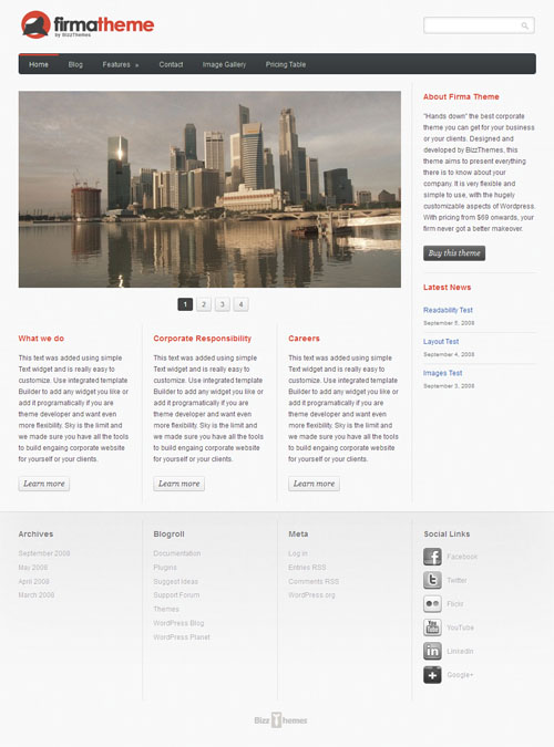 firma-wordpress-theme