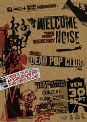 Welcome Noise + Dead Pop Club