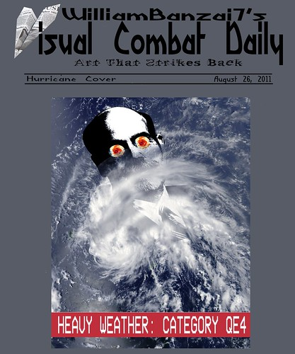 VISUAL COMBAT DAILY ISSUE 12 by Colonel Flick