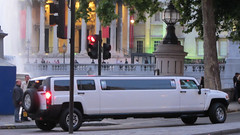 long Hummer limo (ZoRRaW photography) Tags: london long limo hummer