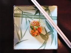 dinner w/ shilya & shinyi (slowpoke_taiwan) Tags: nyc newyorkcity eastvillage manhattan shinyi shilya