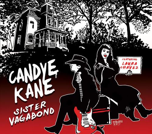 Candye Kane - Sister Vagabond