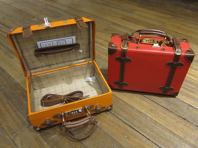 Train cases