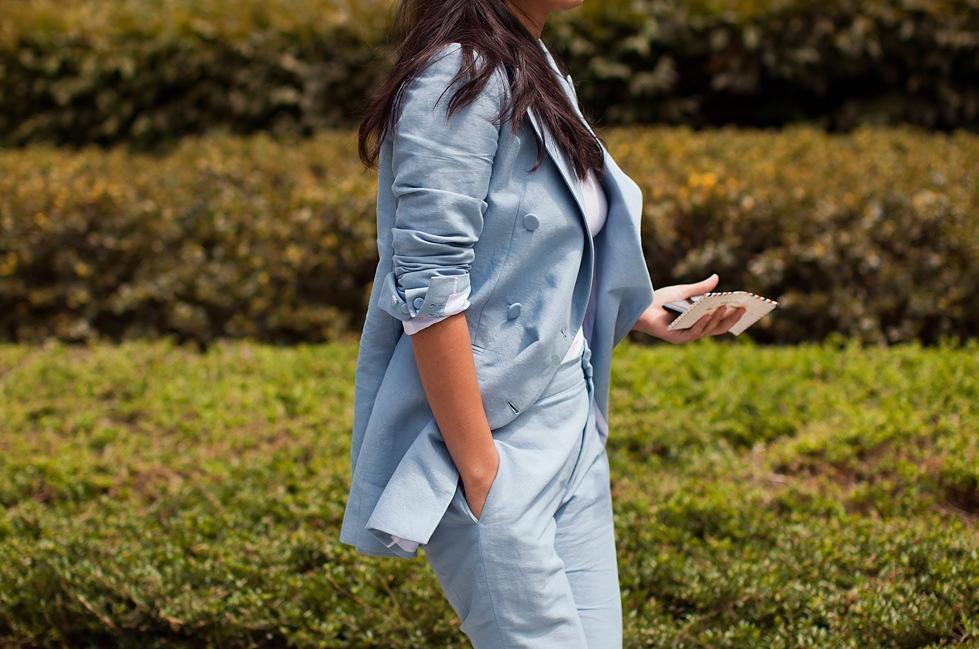 Stockholm Streetstyle Suit