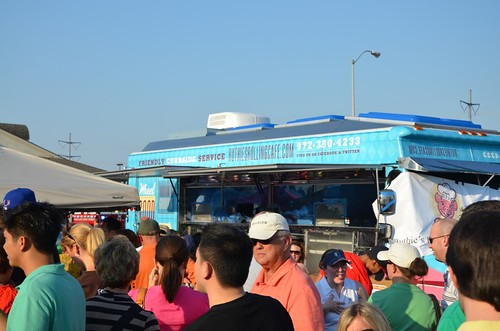 Dallas Gourmet Food Truck Festival August 2011 - 23