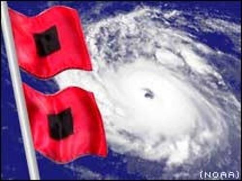 NOAA+warning