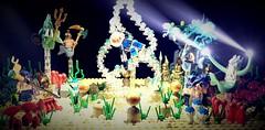 Welcome To Atlantis (Legoagogo) Tags: england underwater atlantis chichester moc afol legoagogo